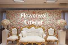 flowerwall 4 meter